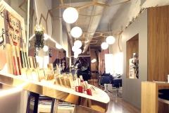 Salon de belleza en el centro de Barcelona