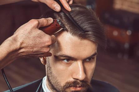 Corte hombre peluqueria en Barcelona